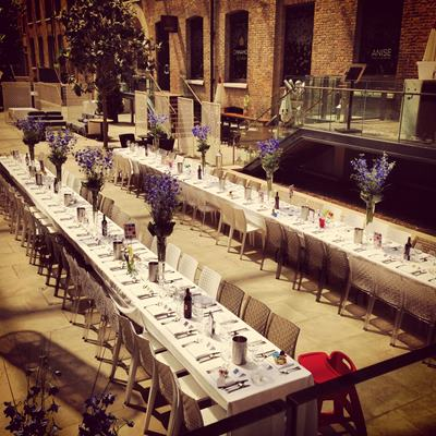 London Venues With A Wedding License