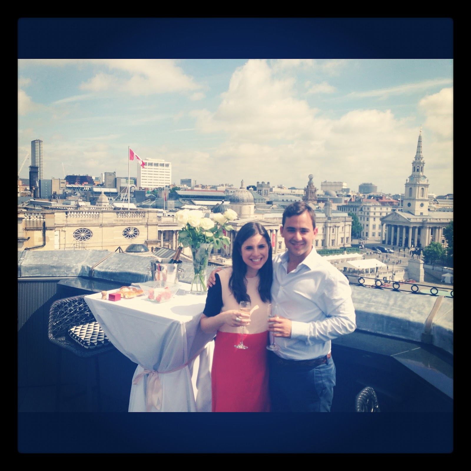 the 5 best places to propose in london