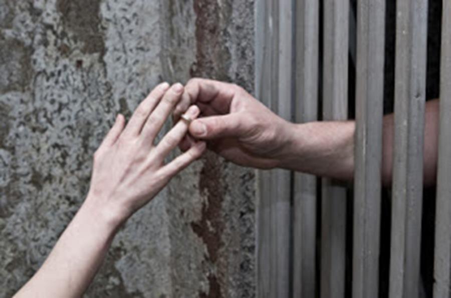 Prison Wedding